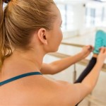 first ballet barre pilates class