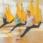 get started with aerial yoga