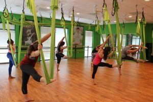 aerial hammock yoga classes  yoga core fit vacaville ca
