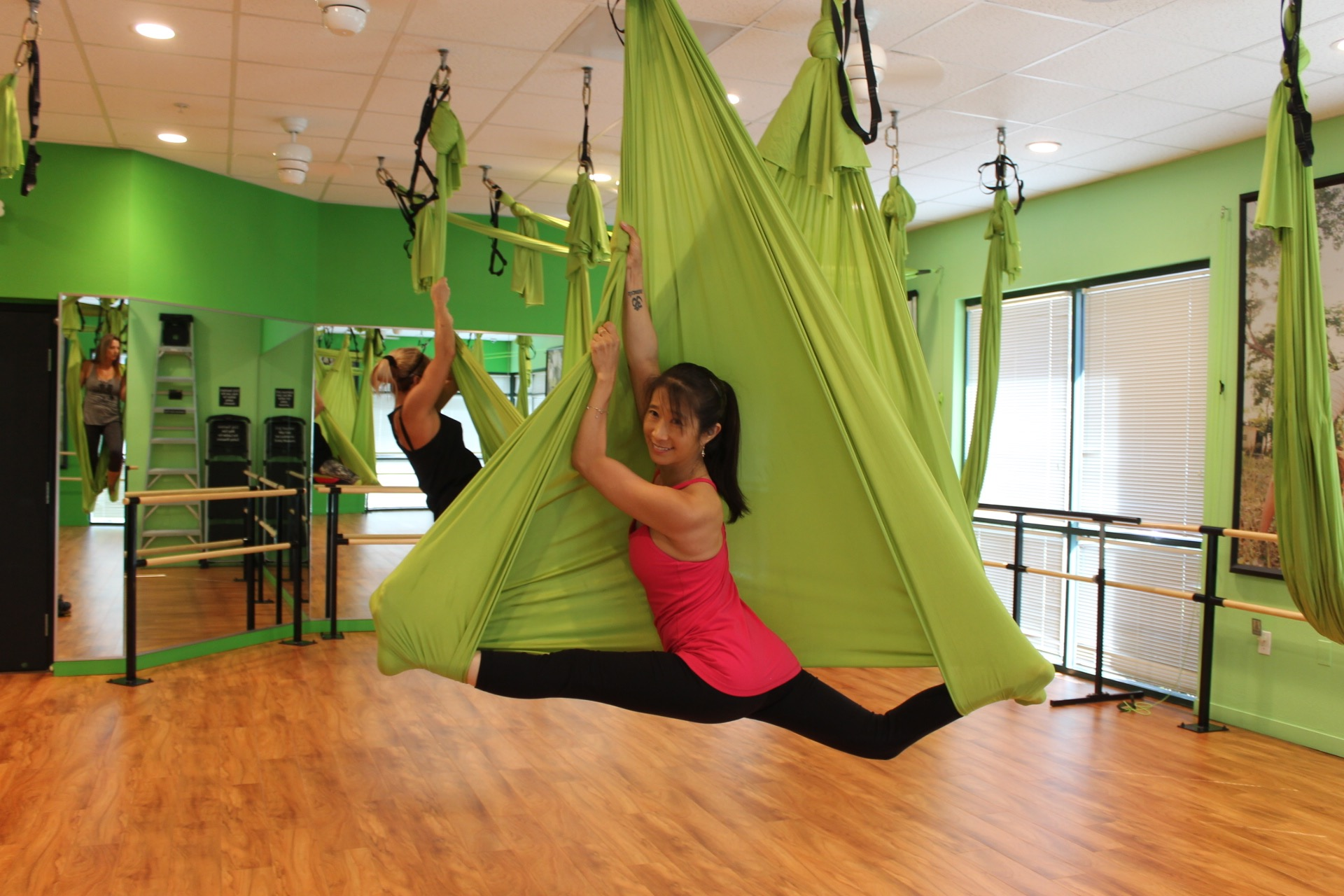 Aerial Yoga Image