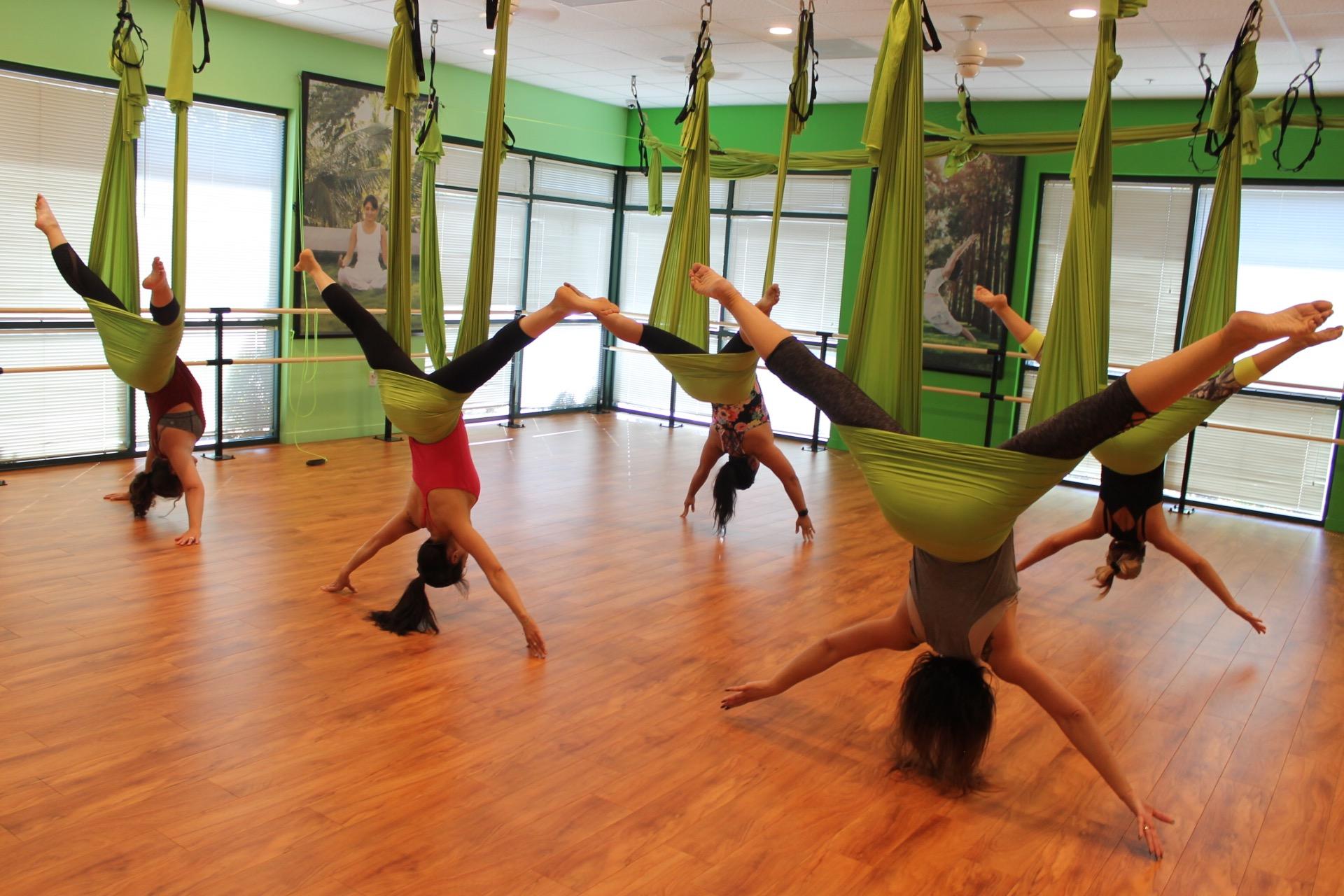 Aerial Yoga Image 2