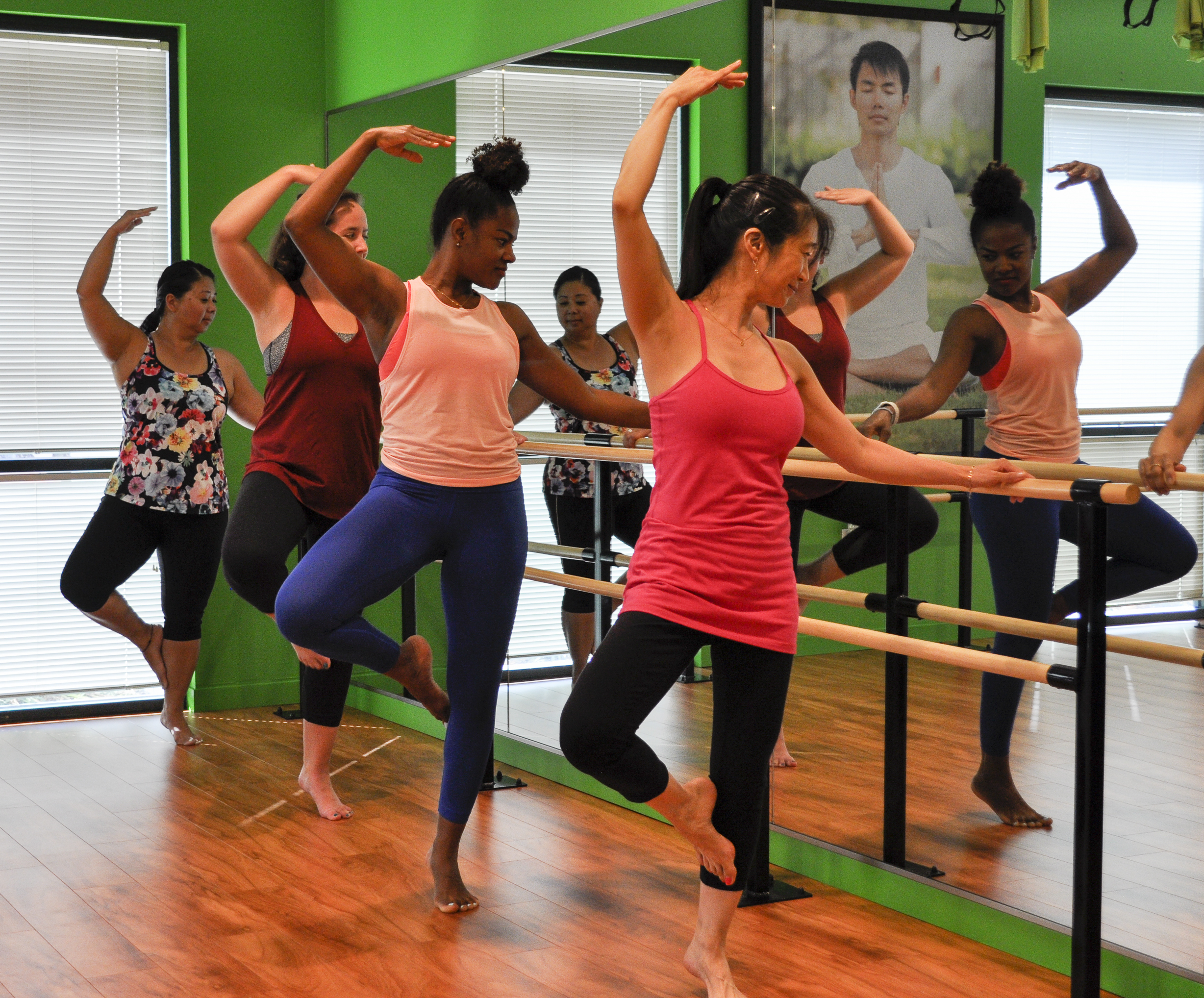 Ballet Barre Pilates